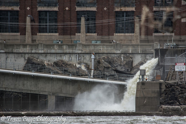 Bellows falls Hydroelectric